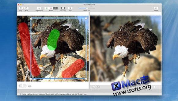 [Mac] 抠图工具 : Super PhotoCut