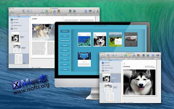 [Mac] iBooks 模板套件 : Super Bundle for iBooks