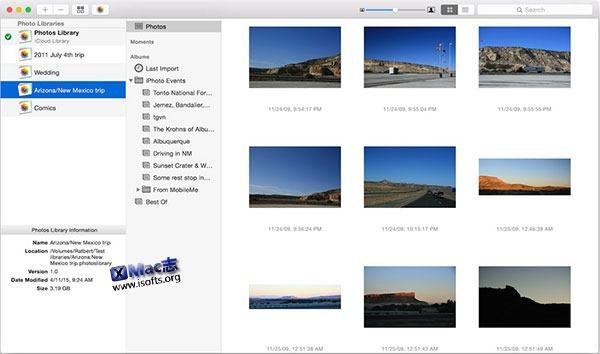 [Mac]图像管理及重复图像清理工具 : PowerPhotos