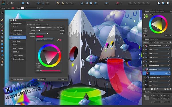 [Mac] 图片处理软件 : Affinity Photo