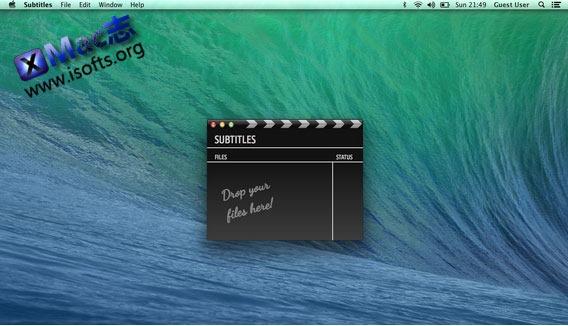 [Mac]视频电影字幕自动搜索匹配下载工具 : Subtitles