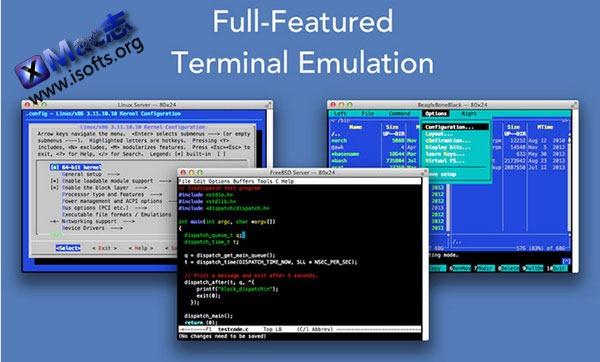 [Mac] 终端模拟器 : Serial
