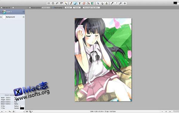 [Mac] 图像快速编辑处理工具 : Image Editor