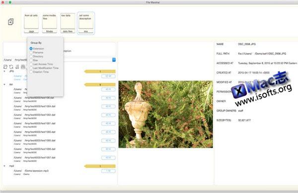 [Mac] 文件整理工具 : File Marshal