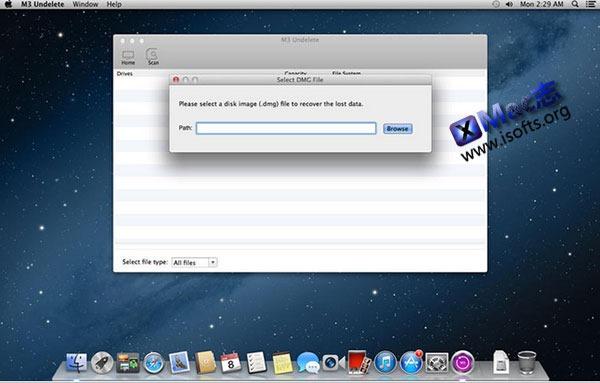 [Mac] 数据恢复软件 : M3 Undelete