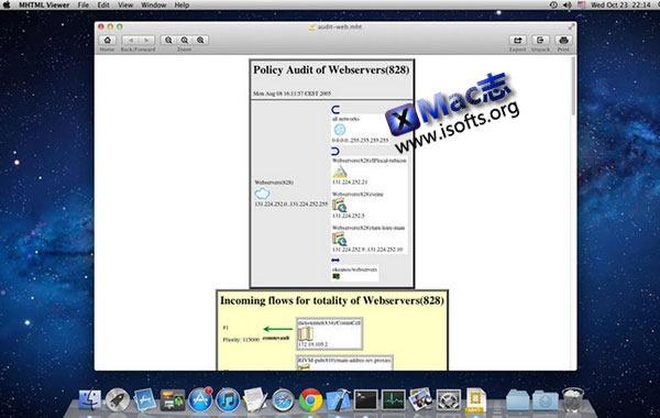 [Mac] MHTML文件查看器 : MHTML Viewer