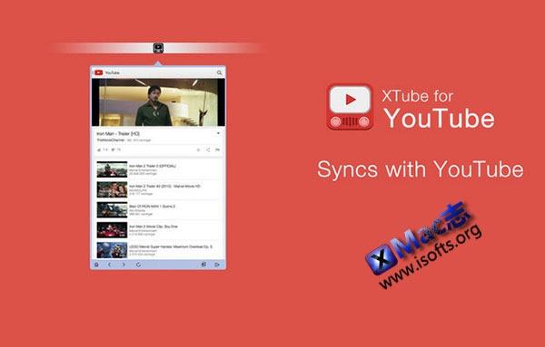 [Mac] YouTube客户端 : Go for YouTube