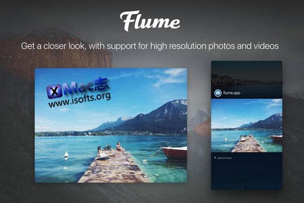 [Mac]强大的 Instagram 客户端 : Flume