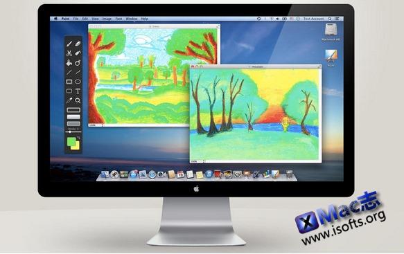 [Mac]图像编辑软件 : Paint