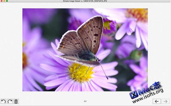 [Mac]支持目录查看的图片预览工具 : Simple Image Viewer