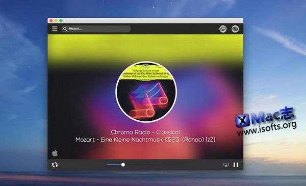 [Mac]古典音乐网络电台 : City Classical
