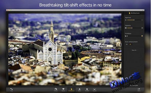[Mac]图像编辑软件 : Focus CK