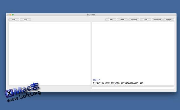 [Mac]强大的科学计算器 : Eigenmath