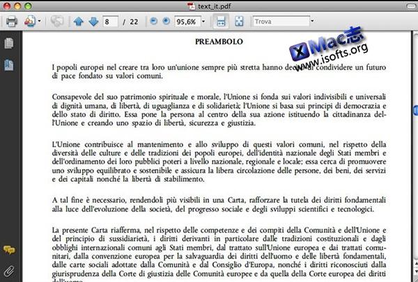 [Mac] 专业的PDF阅读软件 : Adobe Acrobat Reader