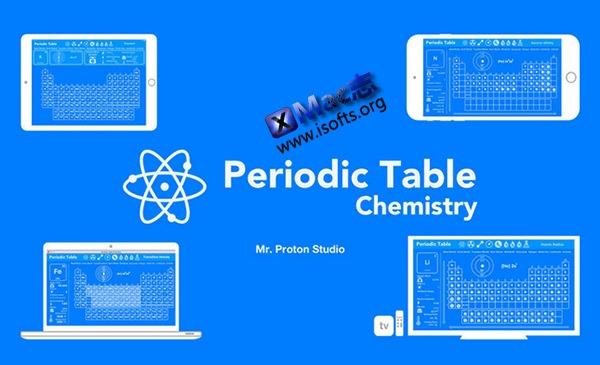 [Mac]化学元素周期表 : Periodic Table Chemistry