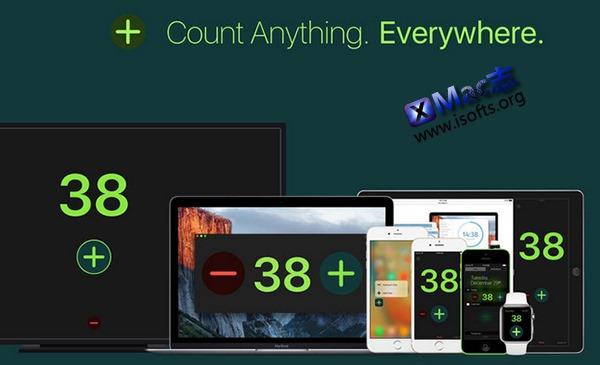 [Mac]方便的记数工具 : Counter