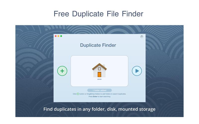 [Mac]重复文件查找工具 : Duplicate File Finder