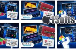 [iPhone/iPad] Super Stickman Golf 2 : 火柴人高尔夫游戏