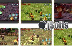 [iPhone/iPad]得猛猎人 VIP : 单人动作奇幻游戏