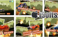 [iPhone/iPad] Mad Truck 2(怪物卡车2) : 限时障碍竞速游戏