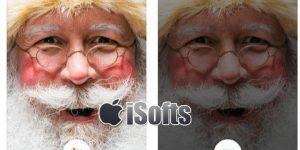 [iPhone] Talking Santa : 圣诞老人送祝福虚拟视频电话
