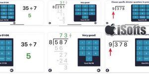 [iPhone/iPad] MathEdge Division : 儿童除法测验软件