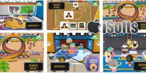 [iPhone/iPad]熊猫博士赛车手 : 儿童赛车游戏
