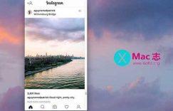 [Mac]超有设计感的Instagram客户端 : Poster