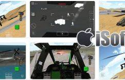 [iPhone] Apache 3D Sim : 阿帕奇直升机射击游戏