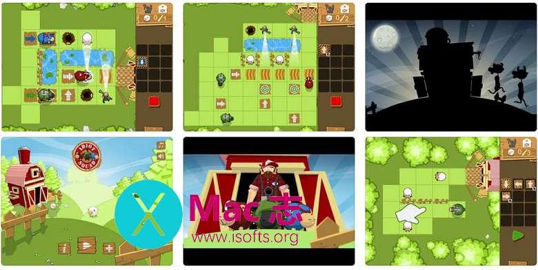 [iPhone/iPad]农场类游戏 : Idiot Squad