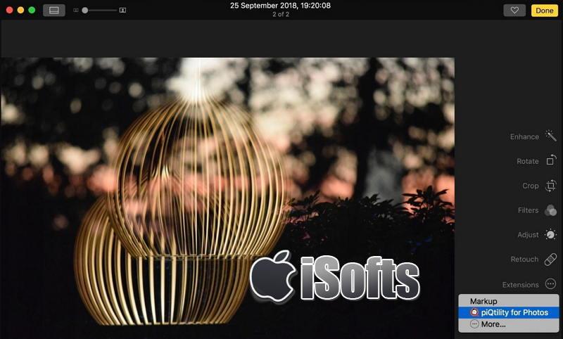 [Mac] piQtility : 照片编辑处理工具