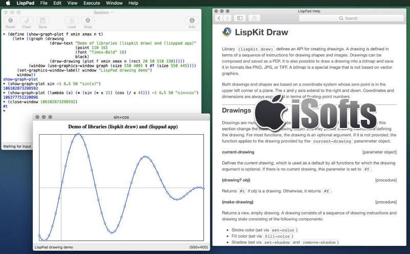[Mac] LispPad : Scheme语言开发及运行环境