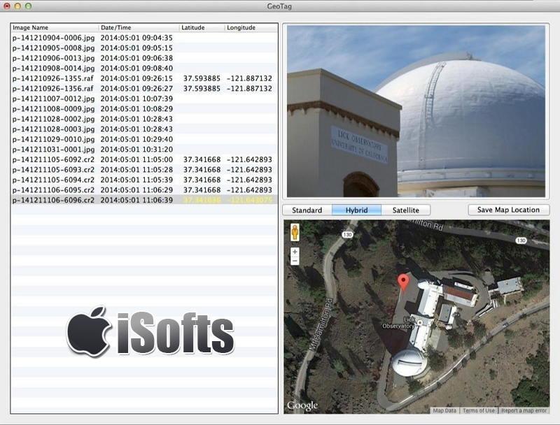 [Mac] GeoTag :  给照片加上GPS地理位置信息标签