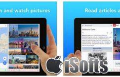 [iPhone/iPad] Multiwindow Web Browser : 双屏网页浏览器