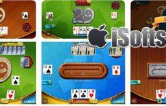 [iPhone/iPad] Cribbage HD : 在线克里比奇纸牌游戏