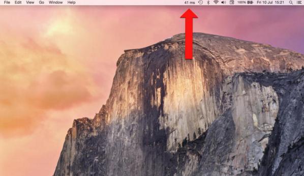 [Mac]网络实时延迟信息监测工具 : Current Latency
